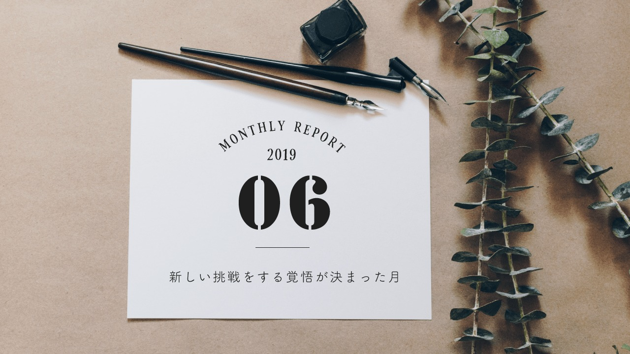 2019年6月の活動記録